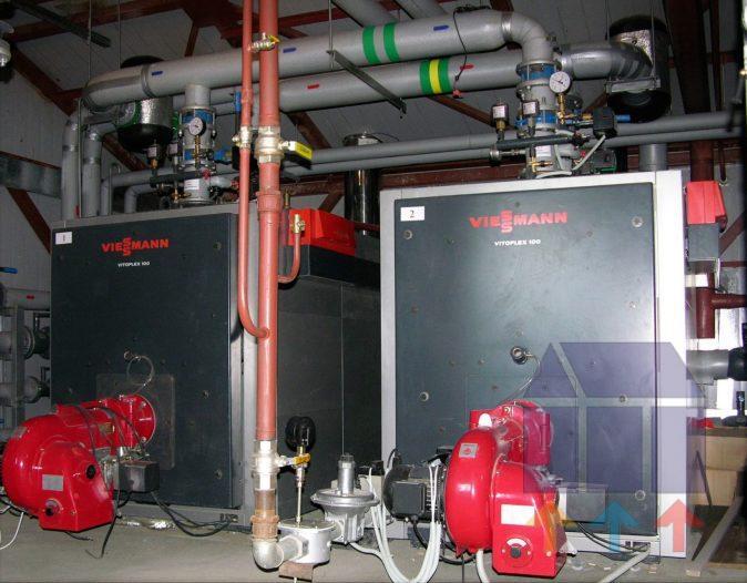Выполнен проект котельной Viessmann мощностью 450 кВт